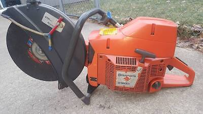 HUSQVARNA 3120K CONCRETE / CUT OFF SAW