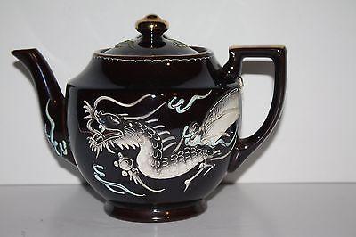 Oriental Dragon Teapot