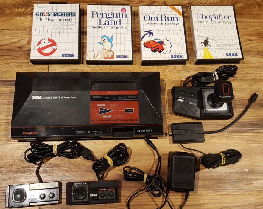 Sega master console for sale classifieds - Sega master system console for sale ...
