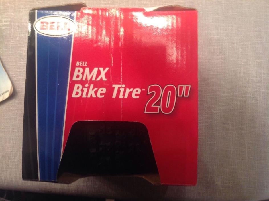 Bell Sports 20-Inch Black BMX Bike Tire