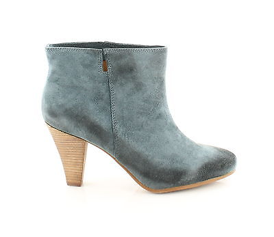 Nine West Vintage America Collection Sammy Blue Womens Shoes 9.5 M Boots
