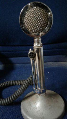 Astatic D104 microphone