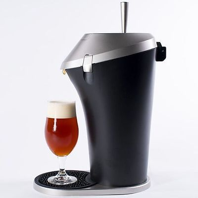 Fizzics Beer System Fresh Draft Taste Tap Keg Portable Brew Dispenser NEW