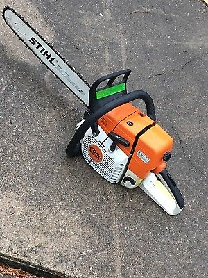 stihl ms361 pro chainsaw powerhead Only