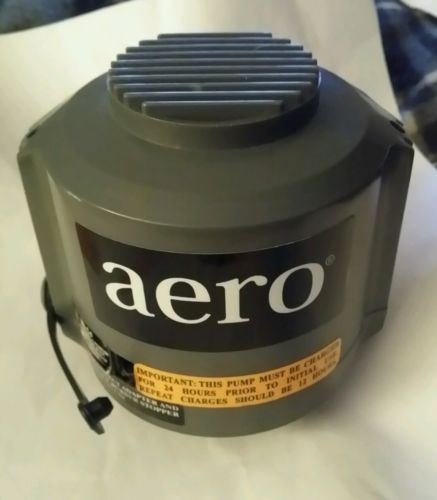 AERO ~ PUMP + CHARGER ~ AIR BED MATTRESS