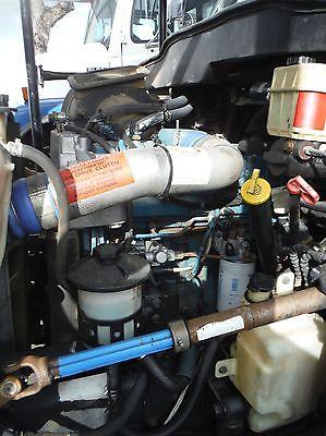 2003 INTERNATIONAL 4300 Bucket Trucks