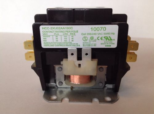 Tanning Bed Contactor Relay ETS Sunvision,Sunquest