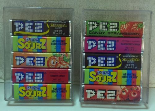 PEZ Vintage Assorted Candy Packs