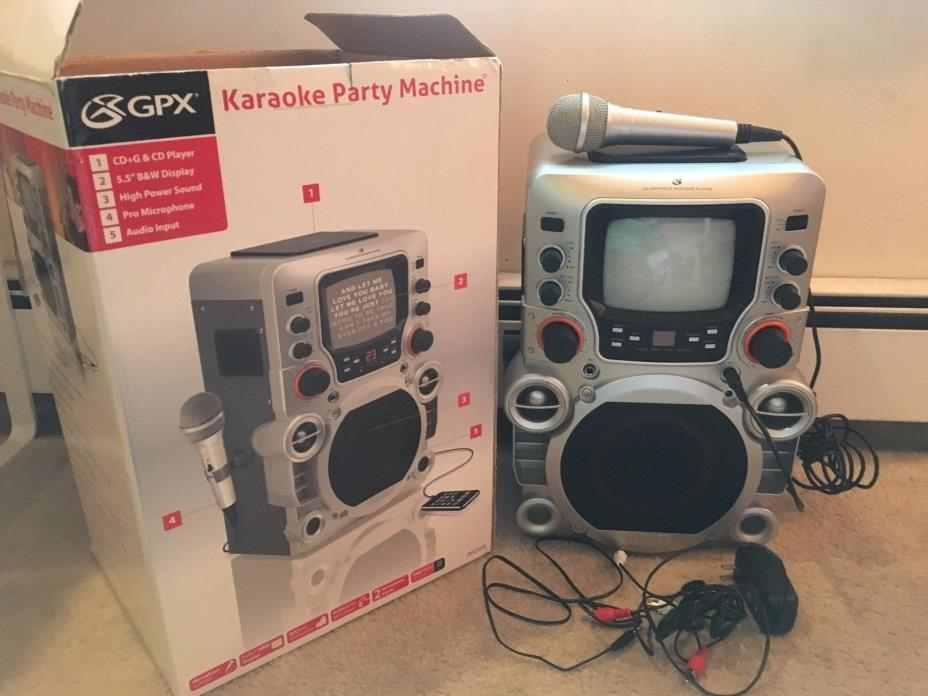 karaoke machine for sale classifieds. Black Bedroom Furniture Sets. Home Design Ideas