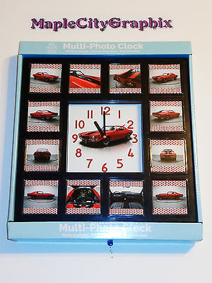 1970 Chevrolet Chevy Camaro Z28 Classic Car Automobile Novelty Wall Clock