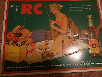 Rc Cola Advertisment