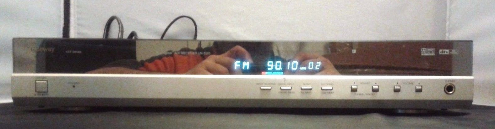 Gateway LN-520 AM FM receiver
