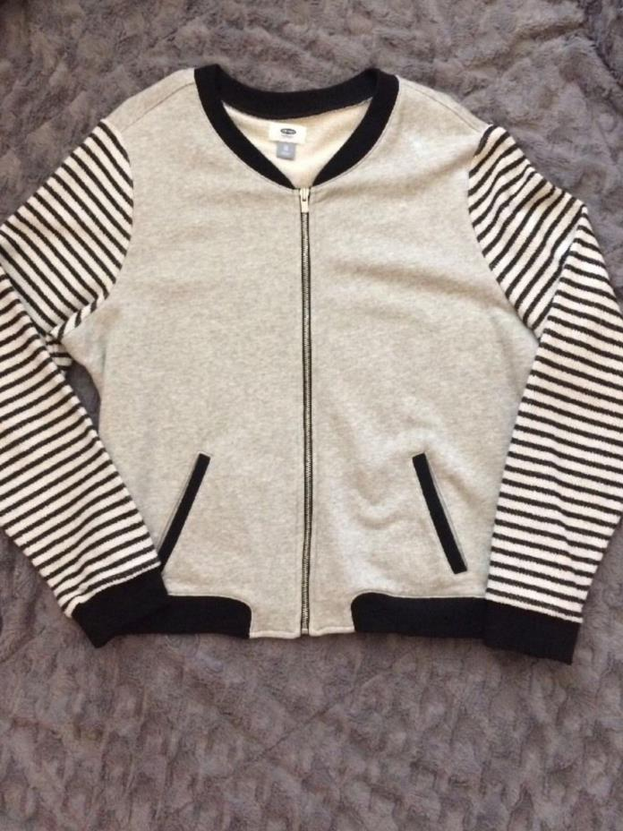 Old Navy Sweater Zip up Brand New XXL