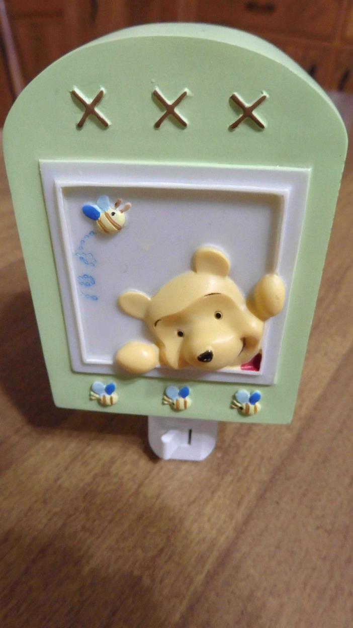 Winnie Pooh  Night  Light