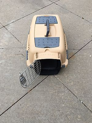 Petmate Small Travel Portable Pet Taxi Carrier - Airline Approved