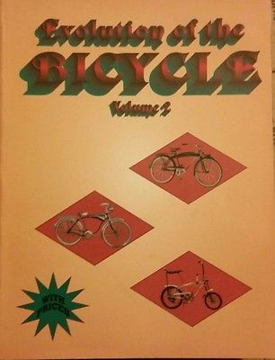 VINTAGE BICYCLE ID VALUE GUIDE COLLECTOR'S BOOK Roadmaster Silver King Higgins