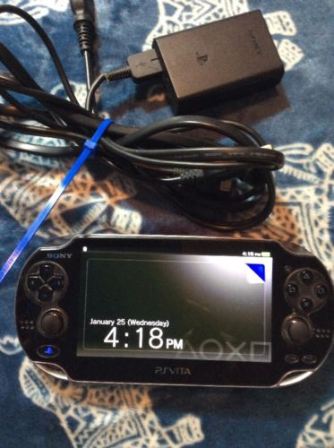 Sony PlayStation Vita PCH-1101  3G / WiFi (8.5 )