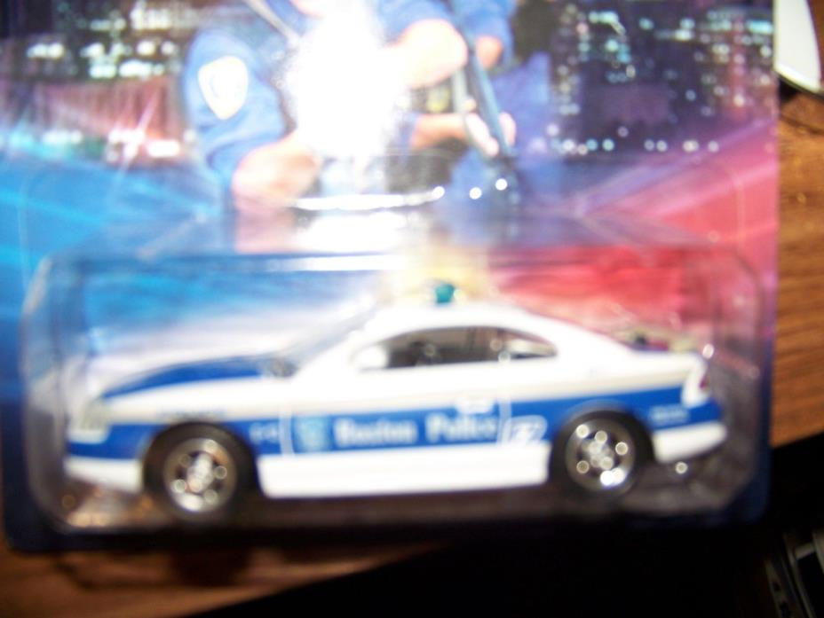 BOSTON, MA POLICE-1998 FORD MUSTANG