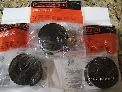 Black & Decker AF-100-BKP 3 Packs of Spool Automatic Feed Spool 30' Trimmer Line