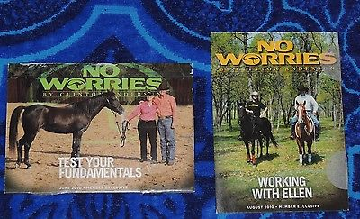 Clinton Anderson Working with Ellen Test Your Fundamentals DVD Set