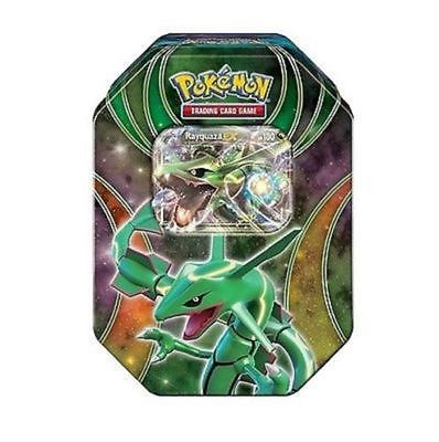 2016 Pokemon Trading Cards Best of EX Tins Rayquaza
