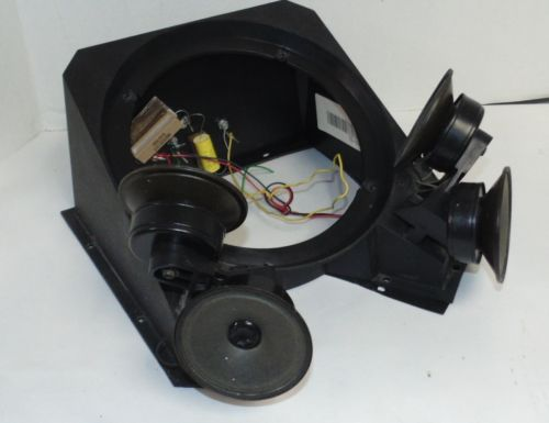 Bose 601 Series II Speaker Tweeter Array Top Driver Case Housing