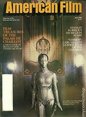 American Film (1977 Magazine) #508 VG+ 4.5 LOW GRADE