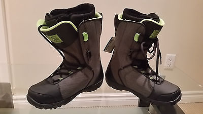 Brand New Ride Triad Snowboard boots