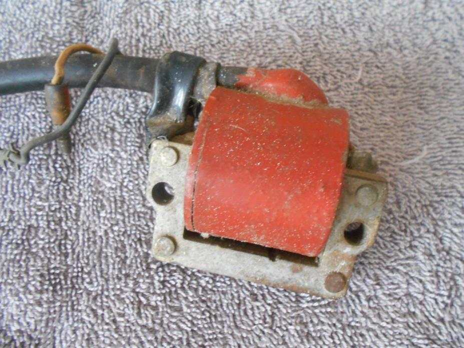 Vintage SUZUKI Snowmobile IGNITION COIL Nomad XR 292 340 400 440 Fury Arctic Cat