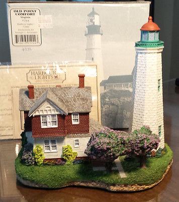 Harbour Lights #244 Old Point Comfort VA Lighthouse