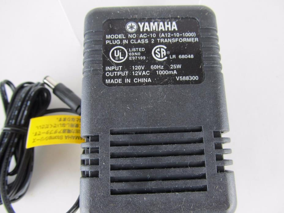 Genuine YAMAHA AC-10 A12-10-1000 Magicstomp II Guitar Effects Processor