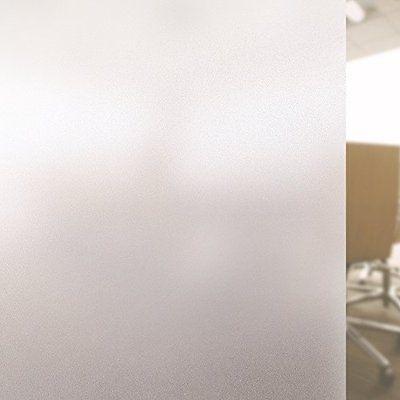 Window Hardware Sets Rabbitgoo Privacy Window Film Frosted Film No Glue Anti-UV