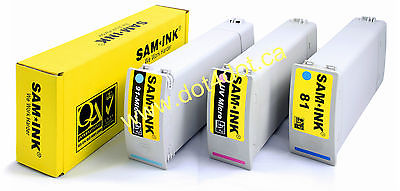 Hp Designjet 5000 -5500 Cartridge 83 UV non-OEM