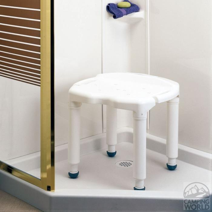 Carex Universal Bath Bench Bench without Back Carex Health Brands