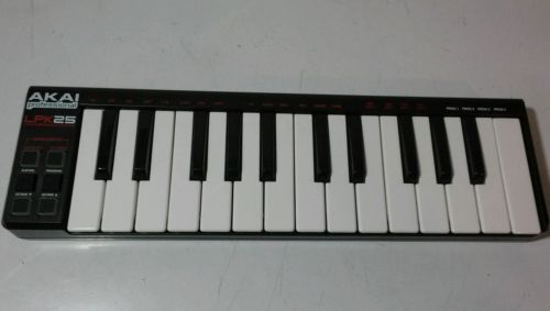 AKAI Professional Laptop Performance Keyboard LPK25
