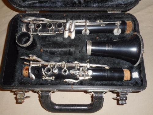Yamaha YCL 20 Student Bb Clarinet