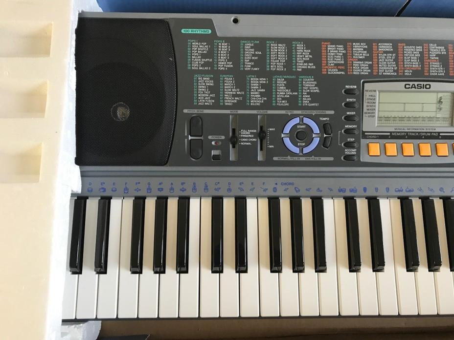 CASIO CTK601 keyboard