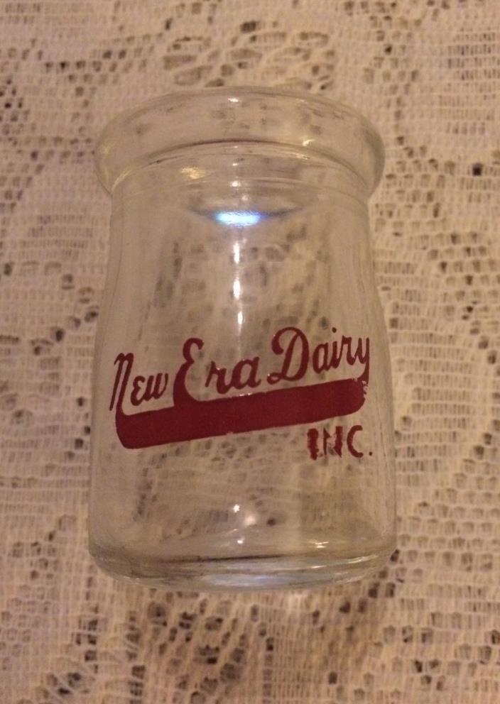 Vintage New Era Dairy Inc Creamer