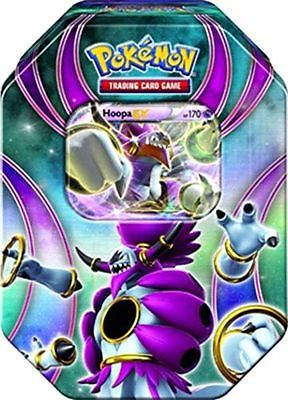2016 Pokemon Trading Cards Best of EX Tins Hoopa