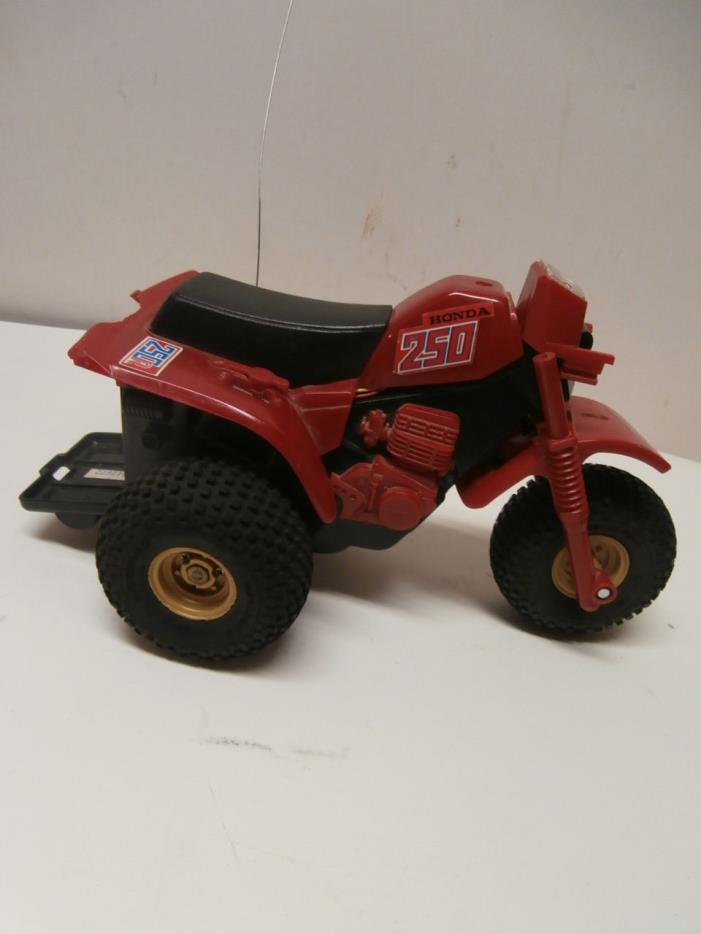Vintage SHINSEI Dust Runner ATC 250R HONDA THREE WHEELER R/C 3 Japan ASIS