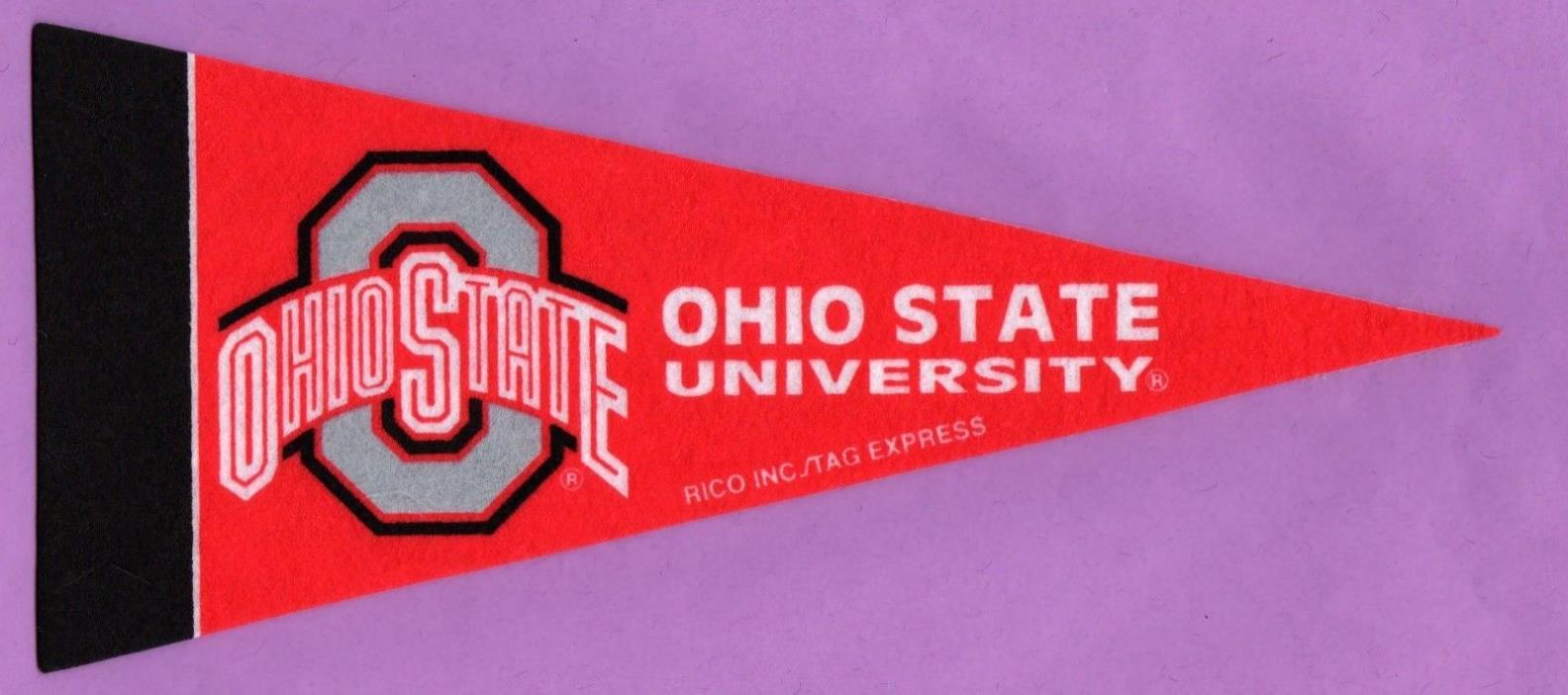 Ohio State Buckeyes Mini Pennate