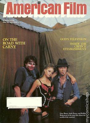 American Film (1977 Magazine) #505 VG+ 4.5 LOW GRADE
