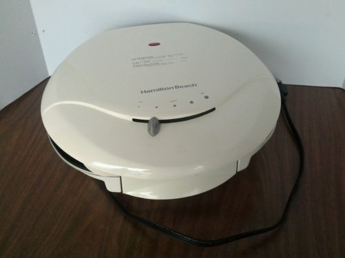 Hamilton Beach 25265 Indoor Grill GUC