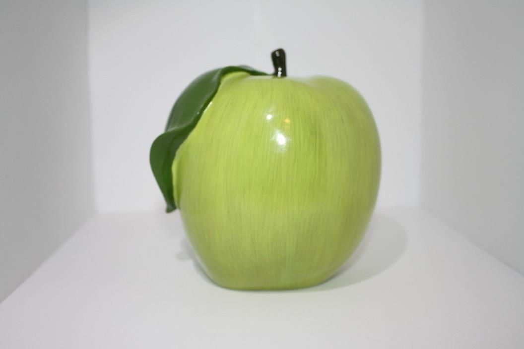 Big Green Apple decorative