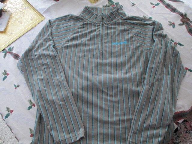 Men's ski/ snowboard fleece shirt - Burton - Dry Ride - sz. XL