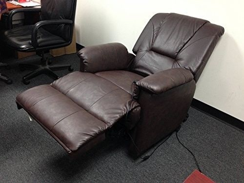 Lift Chair With Heat And Massage Power Recliner Seniors Comfort Reclining Seat