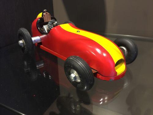 Fuji Dat Prince Tether Car