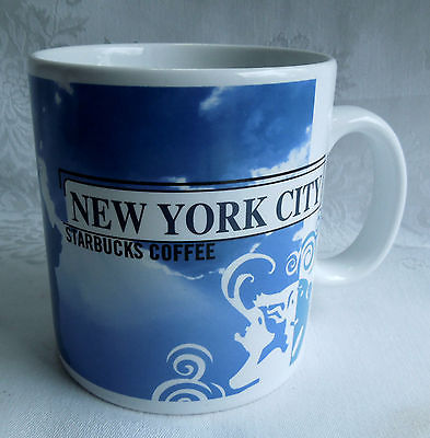 Starbucks Mug New York City 1998 Coffee 20 Ounce