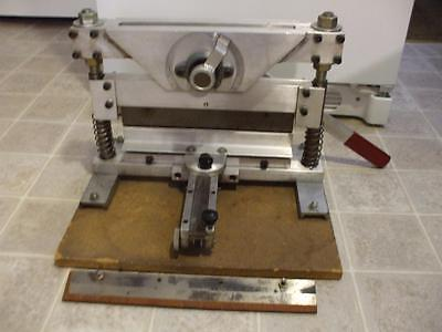Heavy Duty Guillotine 12