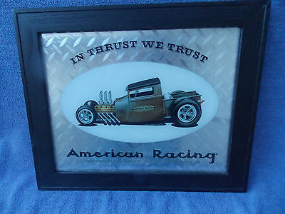 American Racing Hot Rod Pick Up Framed In Thrust We Trust 29 Pick up Rendering